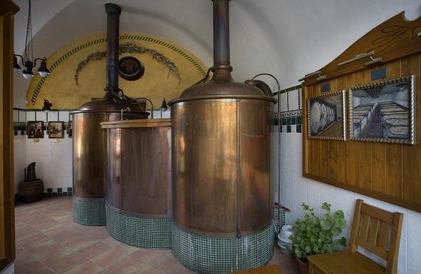 Exkurze do pivovaru